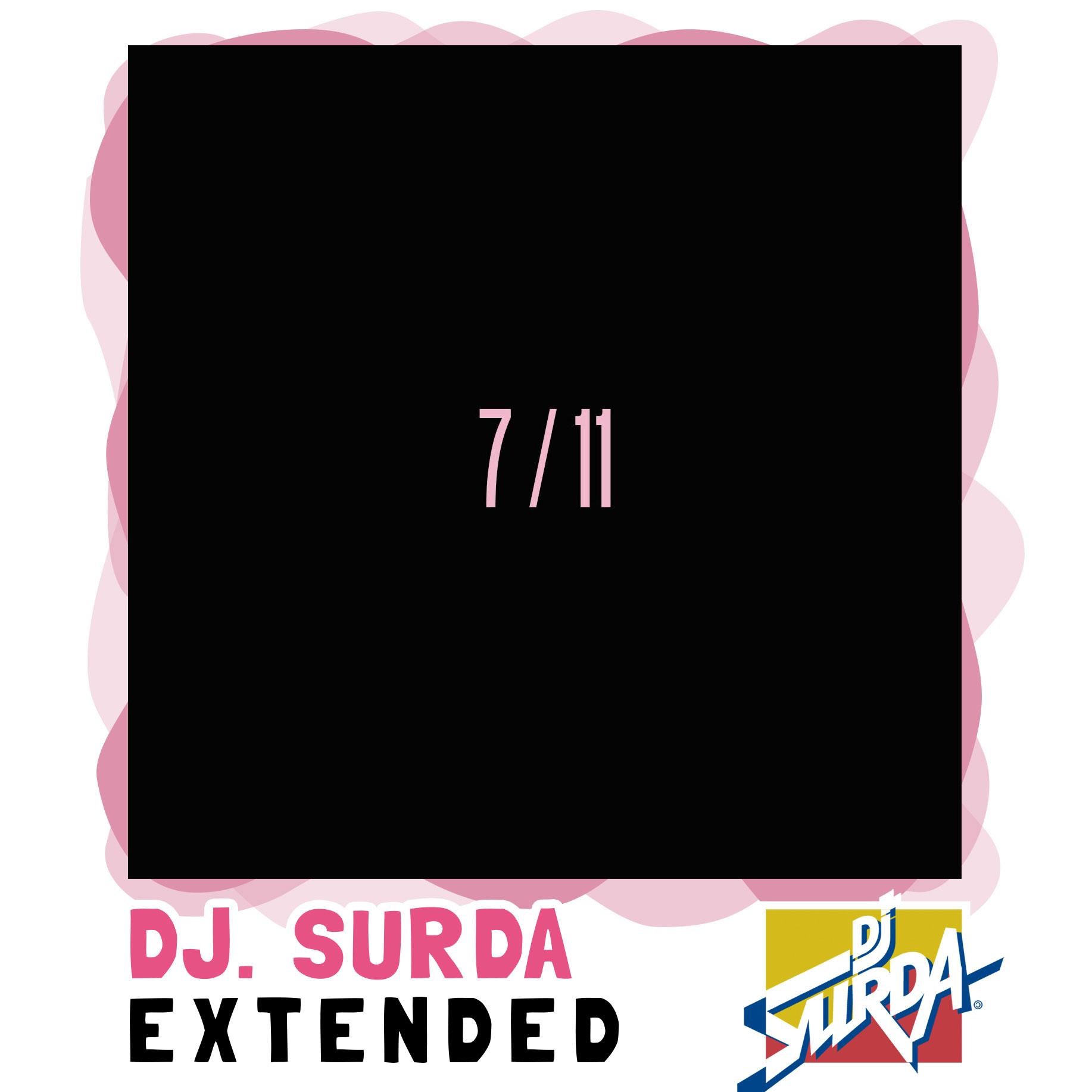 Beyoncé – 7/11 (Dj. Surda Extended Version)