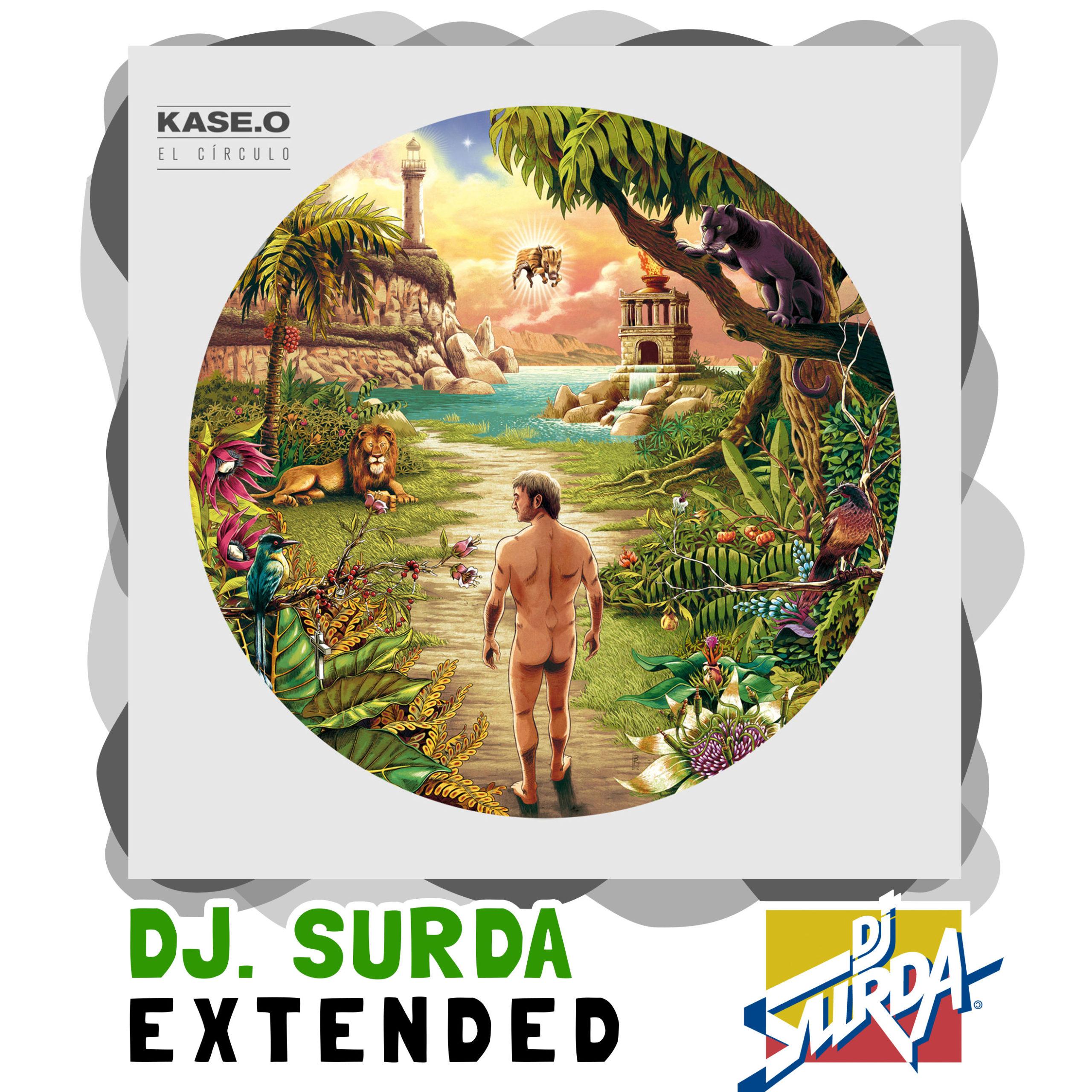 Kase.O con Najwa – Mitad Y Mitad (Dj. Surda Extended Version)
